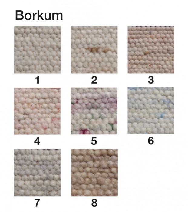 Teppichmuster Borkum/Deichwolle