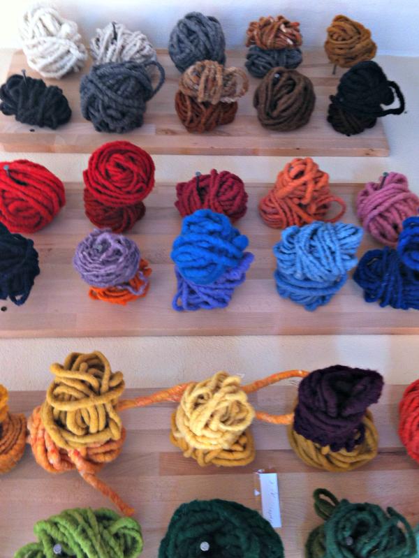 Teppichfarben