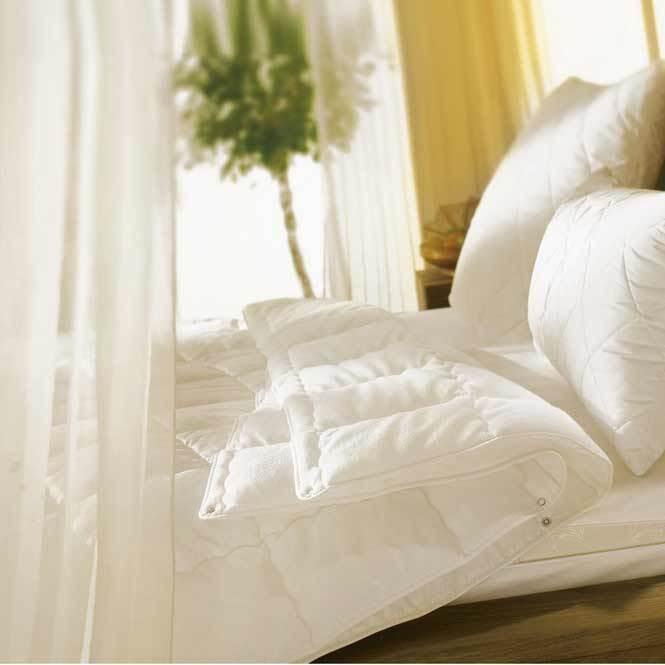 Allergiker Kombi Bettdecke Baumwolle