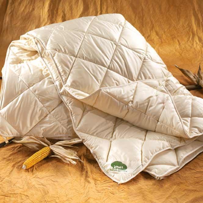 Kombidecke Maisfaser