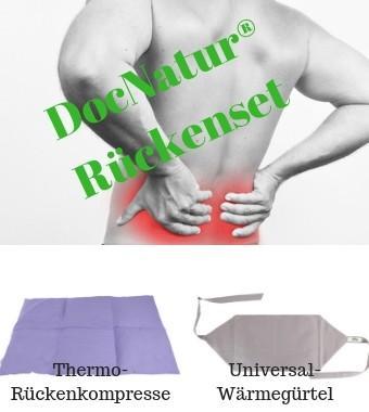 DocNatur® Rückenset